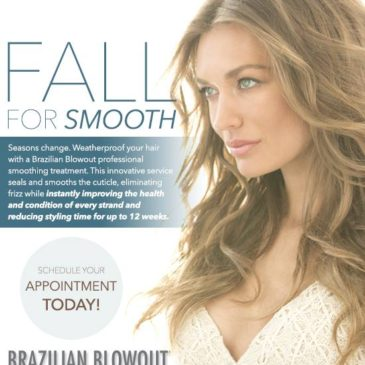 Fall for Smooth Hair